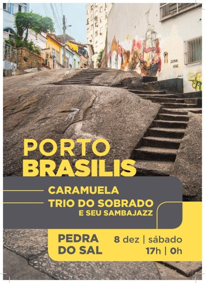Porto Brasilis Pedra do Sal