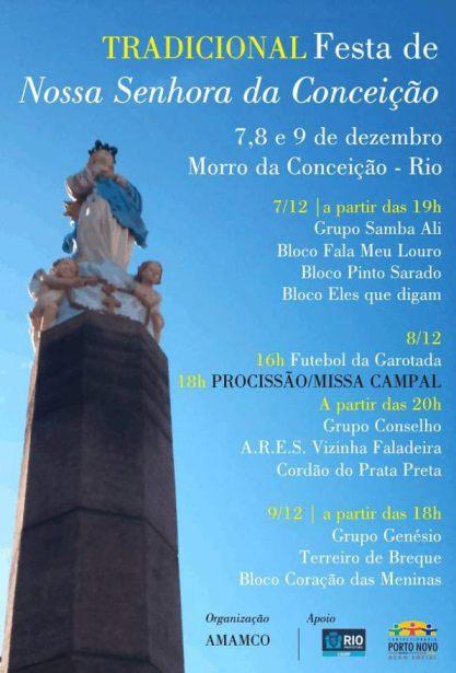 Tradicional Festa de Nossa Senhora da Conceição Morro da Conceição 2012