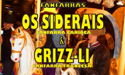 Grizz Li e Siderais 1