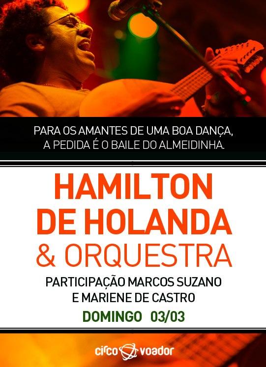 Hamilton de Holanda - Baile do Almeidinha 03.03