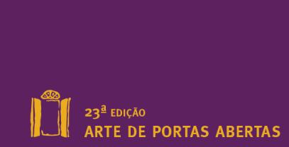 Arte de Portas Abertas 2013