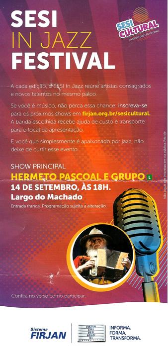 Hermeto Sesi In Jazz